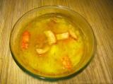 Суп с вермишелью.
