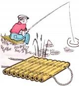 Коврик для рыбалки своими руками из старого шланга.