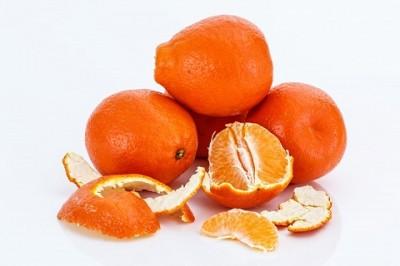 Мандарин и грейпфрут.