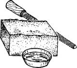 При обработке пенопласта напильником надо его смочить.